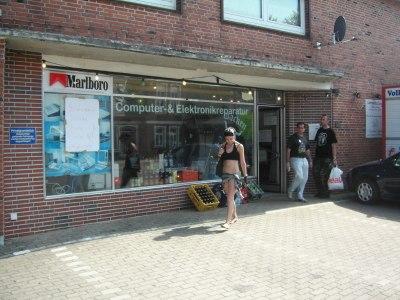 IT - Shops zweckendfremdet